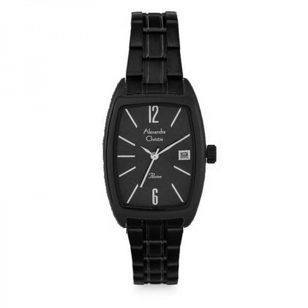 Alexandre Christie AC 2456 Full Black LDBIPBA