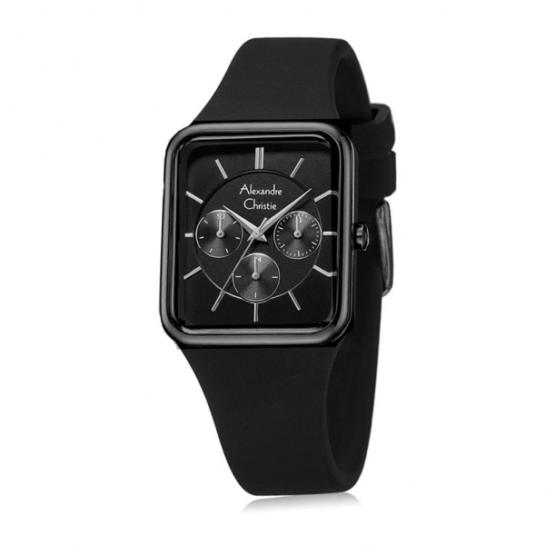 Alexandre Christie AC 2744 Full Black BFRIGBA