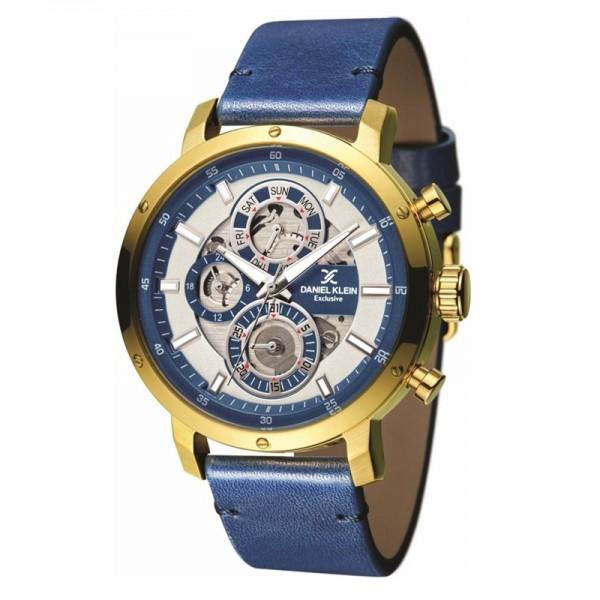 Daniel Klein DK11355-5 Gold Blue