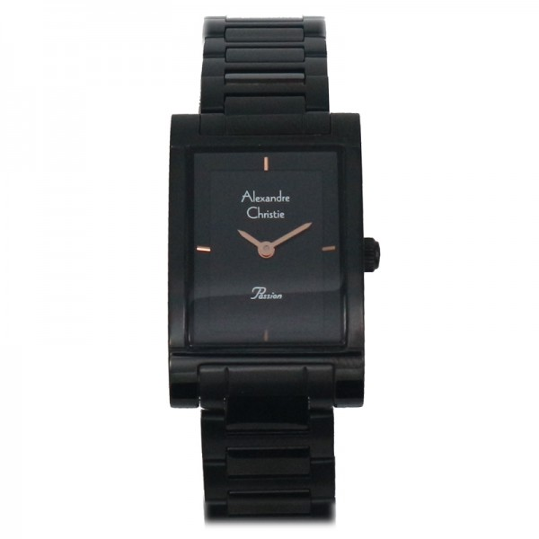 Alexandre Christie AC 2801 Full Black LHBIPBA