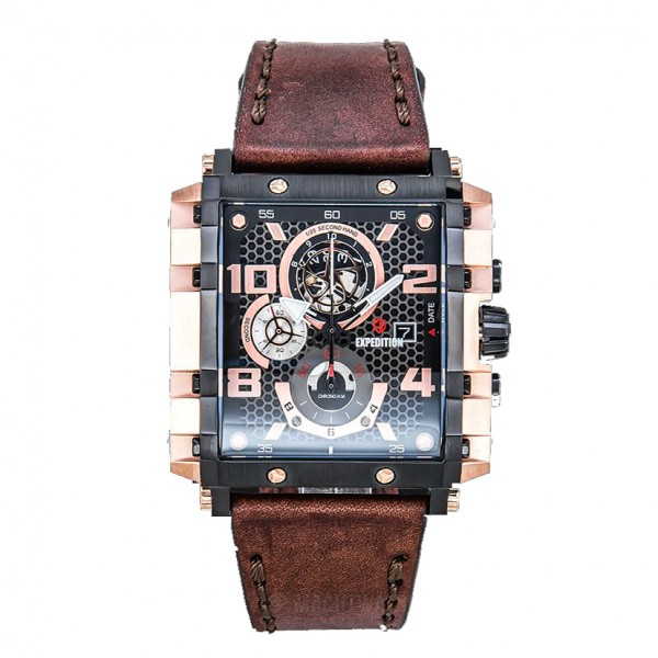 Expedition 6757 Rosegold Brown MCLBRBA