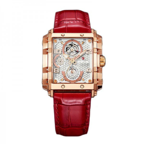 Expedition 6757 Rosegold Red Lady BFLRGSL