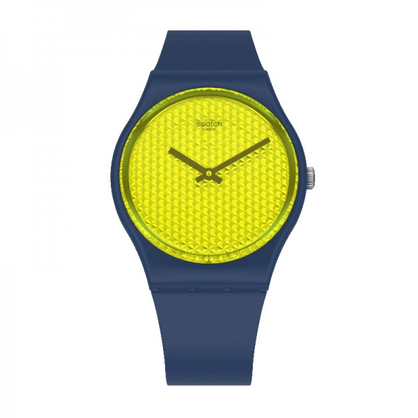 Swatch GN266 Yellowpusher