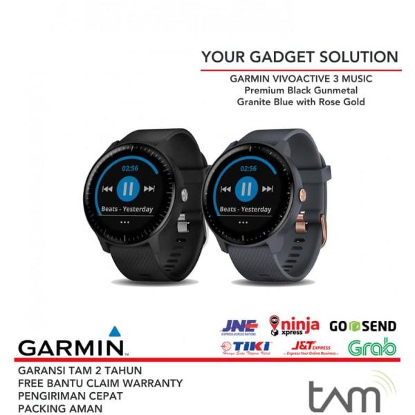 Garmin Vivoactive 3 Music Premium