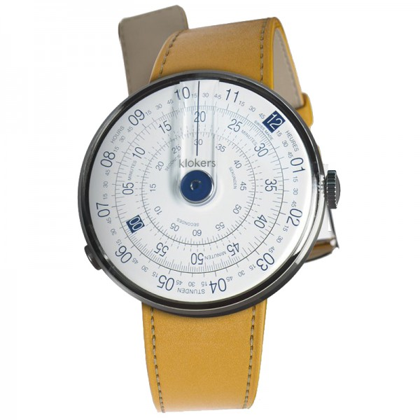 Klokers Klok-01 Blue Yellow