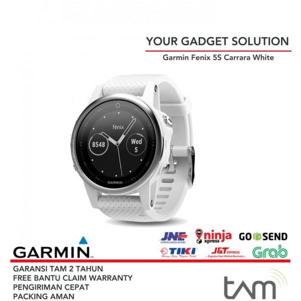 Garmin Fenix 5S Carrara White