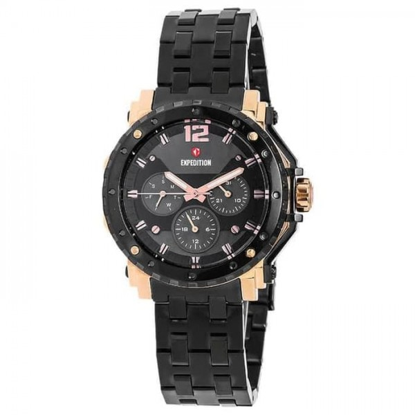 Expedition 6402 Rosegold Black Chain Lady BFBBRBA