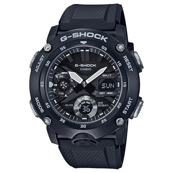 Casio G-shock GA-2000S-1ADR