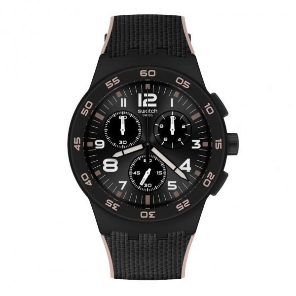 Swatch SUSB106 Black Cord