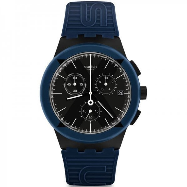 Swatch SUSB418 X-District Blue
