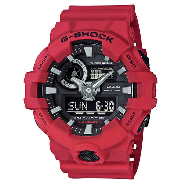 CASIO G SHOCK GA-700-4ADR