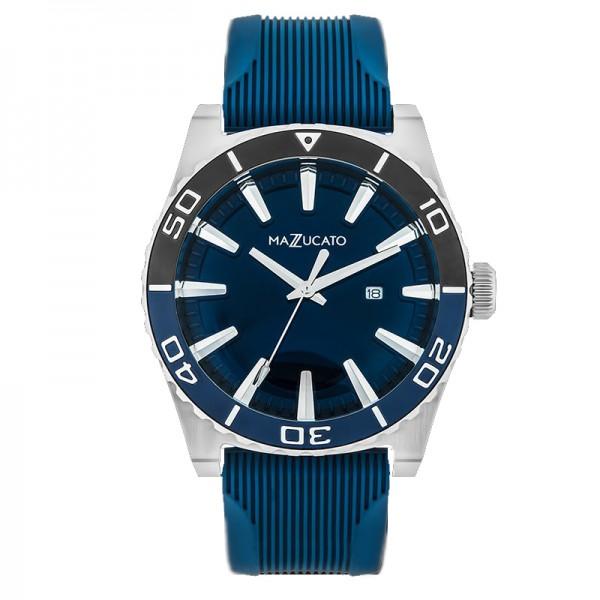 Mazzucato EGO01V3 Silver Blue