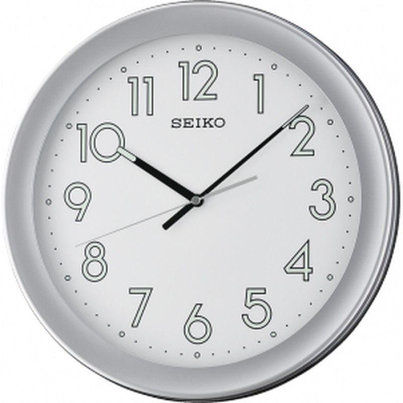 Jam Dinding Seiko QXA670S Lumibrite original f20d166cb8