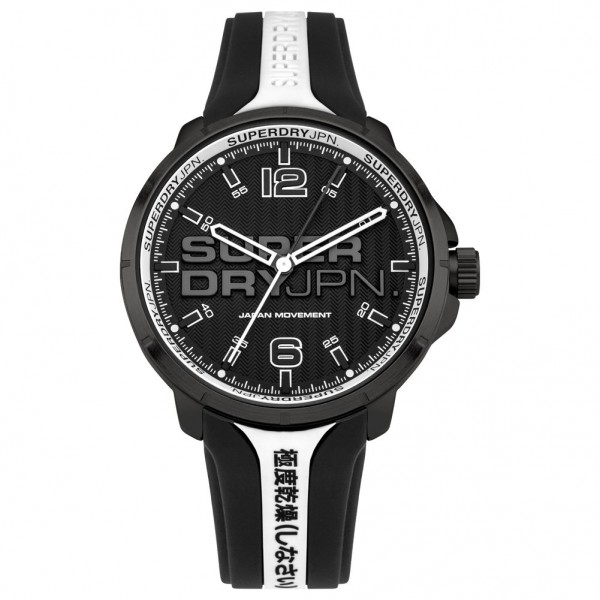 Superdry SYG216BW Black White