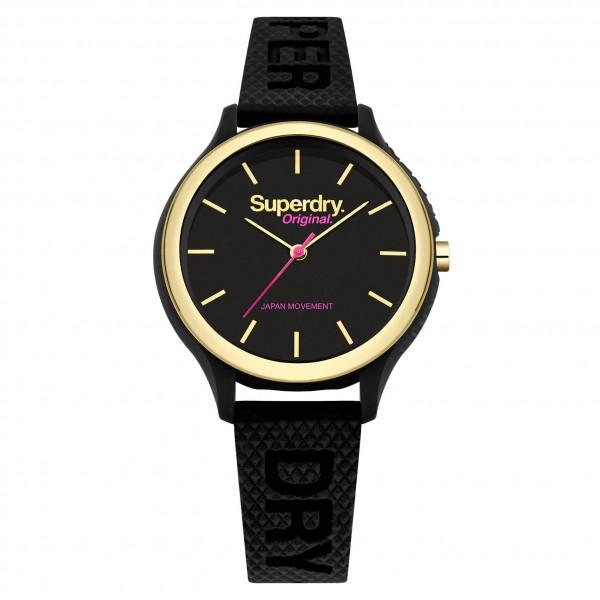 Superdry SYL151BG Black Gold
