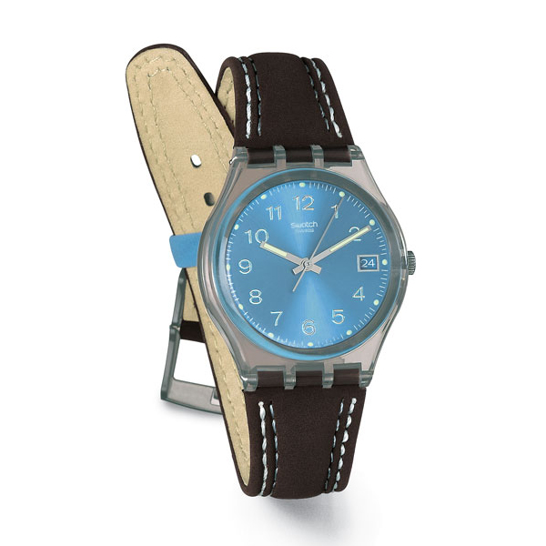 Swatch GM415 Blue Choco