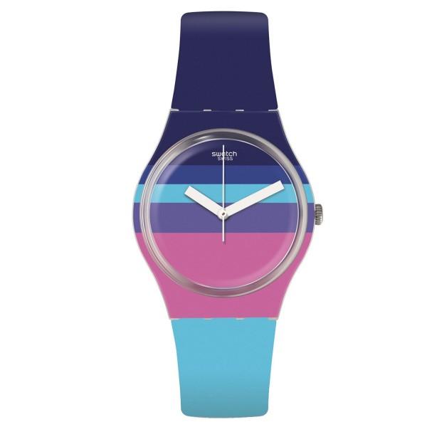 Swatch GE260 Azul'Heure