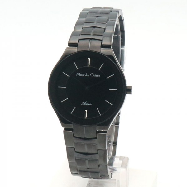 Alexandre Christie AC 8573 Full Black Lady LDBIPBA